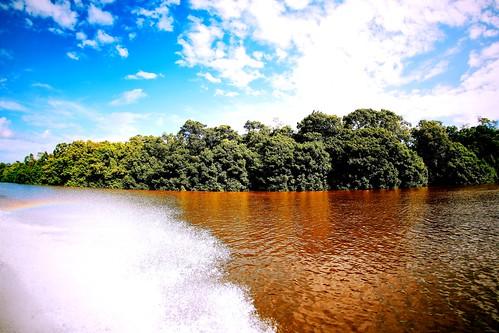 Um passeio pelo Rio Preguiças, Barreirinhas - Maranhão