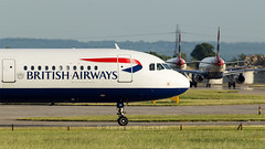 British Airways Airbus A321 G-EUXI (Perfect Moment Images) Tags: london bar plane canon lens hotel airport williams terrace heathrow 5 taxi aircraft thistle 321 terminal aeroplane 400 200 planes airbus pro l t5 british adrian 100 ba airways viewing spotting airliner lhr airliners taxiing baw taxiway a321 planespotting egll 100400l 60d geuxi
