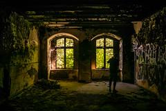 DSC07870-ILCE-7------ (Falcdragon) Tags: world 2 abandoned de army la war europe belgium fort sony ruin chartreuse prison alpha fortification barracks a7 lige hosptial ilce7