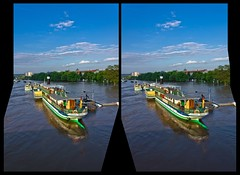 Elbe High Tide of June 2013 ::: 3D-DRi Cross-View Stereoscopy (Stereotron) Tags: 3d 3dphoto 3dstereo 3rddimension spatial stereo stereo3d stereophoto stereophotography stereoscopic stereoscopy stereotron threedimensional stereoview stereophotomaker stereophotograph 3dpicture 3dglasses 3dimage crosseye crosseyed crossview xview cross eye pair freeview sidebyside sbs kreuzblick hyperstereo twin canon eos 550d yongnuo radio transmitter remote control synchron in synch kitlens 1855mm tonemapping hdr hdri raw cr2 europe germany saxony sachsen dresden hightide flood 100v10f