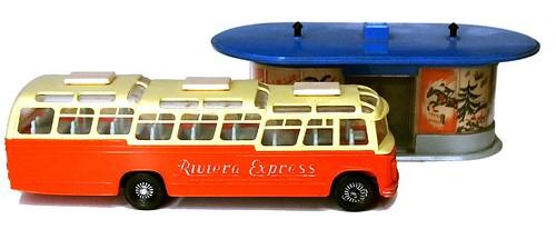 Siku DAF Riviera Express