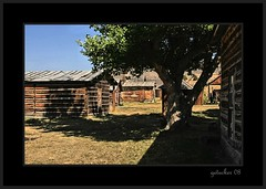 Nevada City Montana (the Gallopping Geezer 3.6 million + views....) Tags: park old west building abandoned museum canon montana display decay nevadacity structure historic mining faded worn western ghosttown 2008 wildwest decayed geezer corel oldwest aldergluch