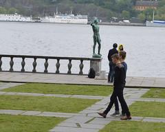 Stockholm Stadshuset (David A's Photos) Tags: city june skinny hall stockholm jeans tight stadshuset skintight 2014