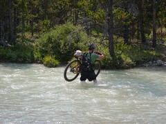 IMG_8404 (vikapproved) Tags: mountain lake mountains bike pass deer dirt warner biking rocket surly spruce porcelain touring lorna hombres krampus 2014 chilcotins rohloff tyax bikepacking