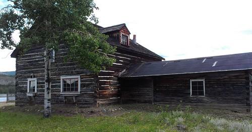 Fort Selkirk Rectory