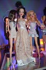 MyScene 2012 Nolee Kennedy Delancey (MysceneMen) Tags: party sexy doll robe barbie mariage poupe myscene partydress longue marie nolee