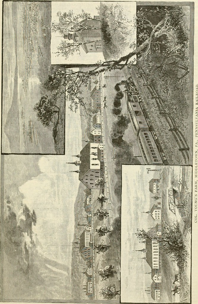 "Image from page 156 of ""Summer excursion routes"" (1885)"