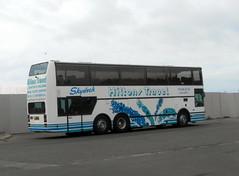 GXI 516, Volvo B10M Van Hool Astral (miledorcha) Tags: travel volvo coach holidays twin deck van astral bournemouth coaches excelsior psv pcv merseyside hool hiltons newtonlewillows b10m b10m50 xel14 gxi516 f94ael
