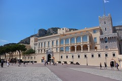 Prince's Palace, Old Town, Monaco (Bencito the Traveller) Tags: monaco oldtown princespalace