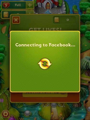 Charm King Social: screenshots, UI