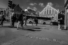 Streetshot in Bergen