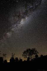 Via Lactea (fabsciack) Tags: sky night stars countryside interior estrelas céu noite nightphoto galaxia fotonoturna vialactea valedocontestado