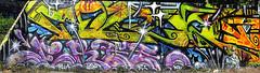 pispala 17-14 (Logical Progression) Tags: street old city urban streetart color art abandoned wall suomi finland painting graffiti 1 town artwork paint artist factory fame spray countries graffitti match nordic graff aerosol tampere taide katutaide katu pispala urbanarte kaupunkitaide tikkutehdas finstreetart