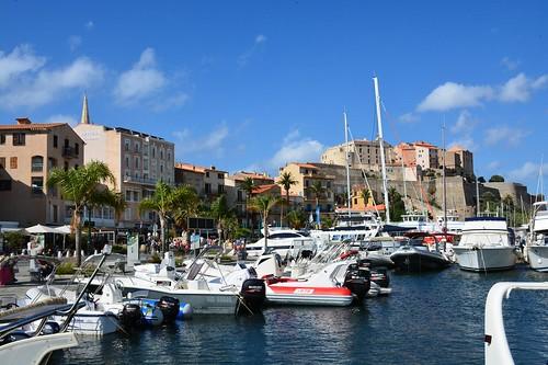 Calvi harbour (Corsica, France 2014)