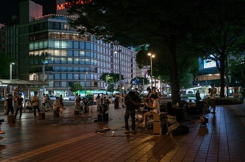Hirokoji-Dori, Sakae, Nagoya
