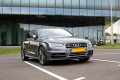Audi S3 - 2014 - 098 (vibbr) Tags: leather ride monsoon audi s3 8v sportback keyless my2014 19super sportseatsmmimagnetic