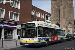 Irisbus Agora S - STDE (Société de Transports de Dunkerque et Extensions) / DK'Bus Marine n°434