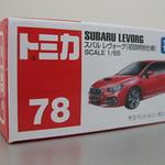 No.78 SUBARU LEVORG
