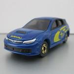 Tomica Subaru Impreza WRX STI - Toys R Us Asia Limited Edition