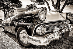 Cool (zphanjakidze2) Tags: adobe automobile bampw blackampwhite canon carshows class classiccars confederateshotrodampcustom cool coolcars coolpicture coolpictures customcars fordfairlane hotcars hotrods lightroom mornington niksilvereffexpro pixelmator topazdenoise v8