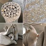 Amazing dice sculpture by Tony Cragg #tonycragg #yorkshiresculpturepark @yspsculpture
