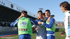 Rizzo Papaserio e Gianmarco Distefano (calciocatania) Tags: catania catanzaro campionato beretti