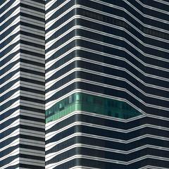 the zebra strikes back (UnprobableView) Tags: manuelmiragodinho unprobableview architecture square quadratum abstract dubai