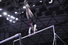 gymnastics016 (Ayers Photo) Tags: sports canon utahutes utah utes red redrocks gymnastics barefoot bare foot feet toes toe barefeet woman women