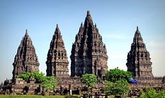 Prambanan Temple, Java (PeterCH51) Tags: java indonesia yogyakarta prambanan temple prambanantemple sacred building hindu hindutemple peterch51