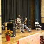 Vukoni Lupa-Lasaga at Leal Elementary School Multicutlural Night, 2012