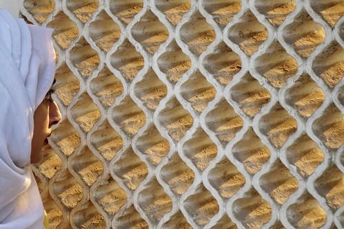 CREATIVE JAALI PATTERNS AT PAIGAH TOMBS, HYDERABAD