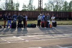2017_Kiskunfélegyháza_1077 (emzepe) Tags: 2017 április tavasz hungary hongrie ungarn kiskunfélegyháza állomás vasútállomás railway station bahnhof gara gare