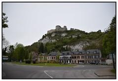 chateau gaillard (Christ.Forest) Tags: chateau 27 normandie laseine verdure normandy eure nikon tour chateaugaillard ruine castle