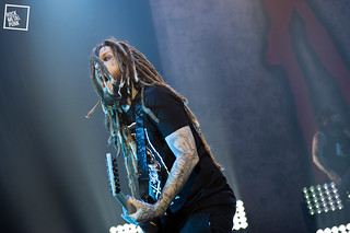 21.03.2017 // Korn @ Lotto Arena // Shot by Daria Colaes