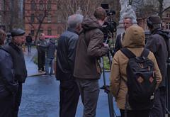 Titanic Memorial Service, Belfast City Hall, Sat 15th April 2017 (John D McDonald) Tags: titanicmemorialservice titanicmemorialgarden titanicmemorial memorialservice memorialgarden titanic rmstitanic belfastcityhall cityhall belfast city citycentre northernireland ni ulster geotagged belfastcitycouncil