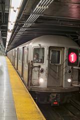_DSF0016 no 1 train (CoriJae) Tags: batterypark no1train subway subwaystation manhattan southferry hdr broadway downtownmanhattan newyork
