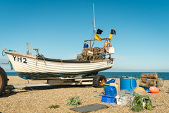 YH2..... (AJFpicturestore) Tags: yh2 boat clutter plants growing surviving shingle coast beach sea longing alanfoster norfolk cleynextthesea