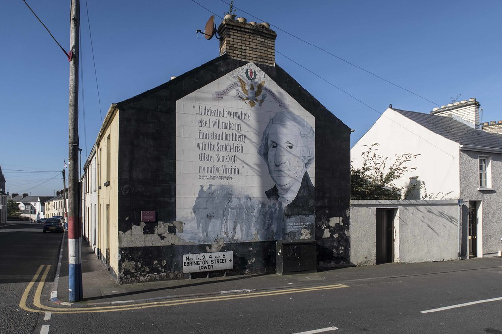 The world 39 s best photos of mural and ulster flickr hive mind for Mural irlande