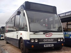 MX55WDK For Sale (spotterboii2001) Tags: local link devon south west torquay for sale ebay spotterboii2001 optare solo mx55wdk mx55 wdk torbay