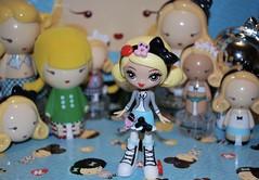 G5 (BattyCollector) Tags: gwenstefani kuu harajuku g kuukuu toys dolls toy mattel harjuku doll hj5 figure kawaii kuukuuharajuku
