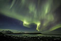 Aurora Boreal (Jose Feito - www.atravesdelprisma.com) Tags: viajeislandia iceland northern lights aurora boreal
