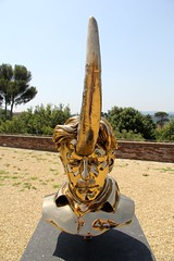 IMG_4390 (David Danzig) Tags: italy 2016 july boboli gardens jan fabre scultpure florence