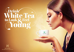 Drink White Tea to Look and Feel Young (halmaritea) Tags: white tea silver needle loose leaf