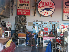 American Pickers (7 of 7) (jimsawthat) Tags: interior smalltown antique iowa leclaire americanpickers tv