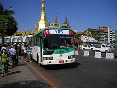 2F-6554 (KK70088) Tags: bus burma mayanmar rangoon yangon hyundai ybs 2f6554 ပြည်ထောင်စုသမ္မတမြန်မာနိုင်ငံတော် ရန်ကုန်