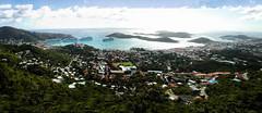 The beautiful island of St. Thomas, US Virgin Islands (Gail K E) Tags: stthomas charlotteamali caribbean tropical usvi usvirginislands scenic harbor