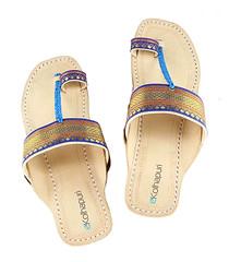 handmade-kolhapuri-chappal-for-women (Artisna) Tags: handmade kolhapuri chappal women