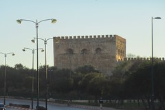 Fortified tower, walls of Meknes, Morocco (Paul McClure DC) Tags: meknes meknès morocco almaghrib jan2017 architecture historic