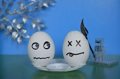 Натюрморт (russian-photographer.ru) Tags: naturemorte food joke funny fun eggs stilllife toy lego натюрморт прикол cool toys