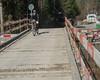 LOR266 Lorzentobelstrasse Road Bridge (under construction) over the Lorze River, Baar - Menzingen, Canton of Zug, Switzerland